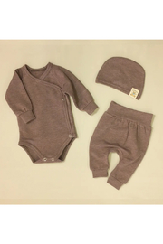 Itty Bitty Baby Bamboo Layette Set - Preterm 3 (3-5 lbs) - Front cropped