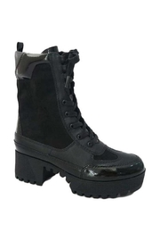 Bamboo Log-Sole Combat Boot - Product Mini Image
