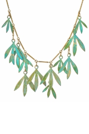 We Dream In Colour Bamboo Necklace - Front cropped
