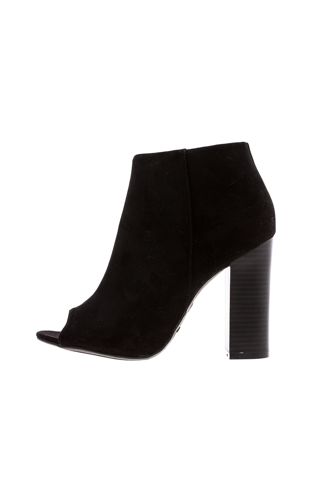 Bamboo Peep Toe Bootie from New York by