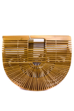 Shoptiques Product: Bamboo Purse