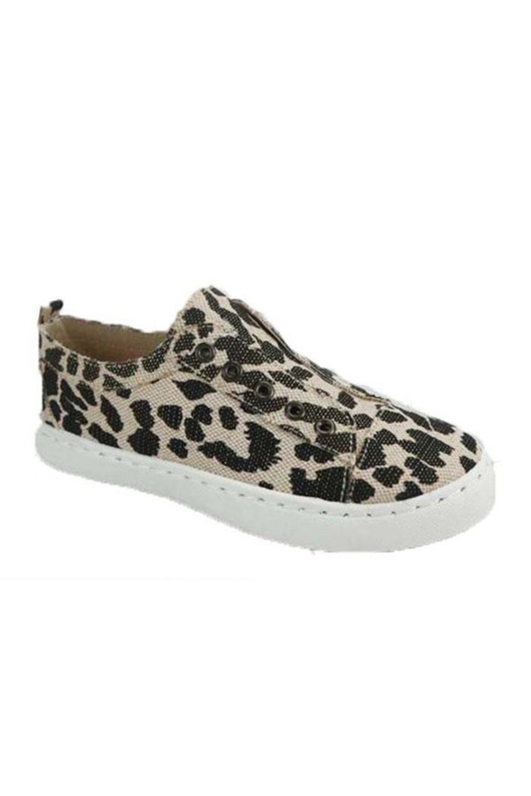 Bamboo Slip On Sneaker - Front Cropped Image