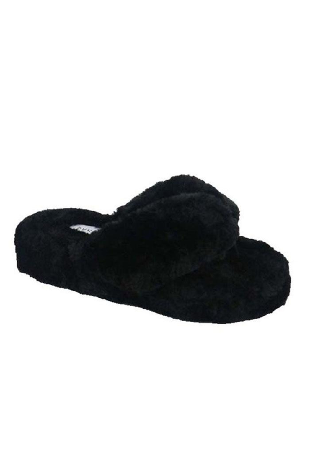 Bamboo Slip-On Thong Slipper - Main Image