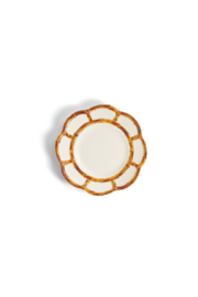 Two's Company Bamboo Touch Accent Plate - Product Mini Image