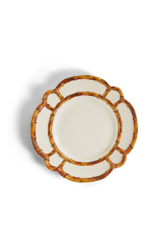 Shoptiques Product: Bamboo Touch Dinner Plate