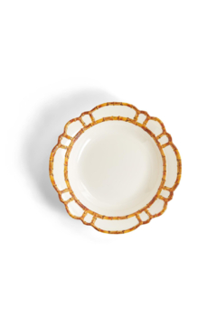 Two's Company Bamboo Touch Serving Bowl - Product List Image