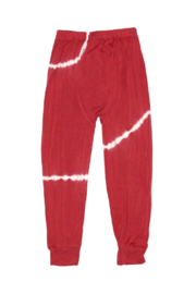 Fairwell Bamboo Trouser - Cranberry - Product Mini Image