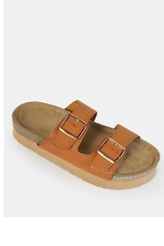 Bamboo Two Strap Sandal - Product Mini Image
