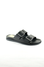 Bamboo Vegan Footbed Sandal - Product Mini Image
