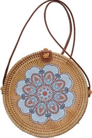 Imagine That Bamboo Woven Bag - Product Mini Image