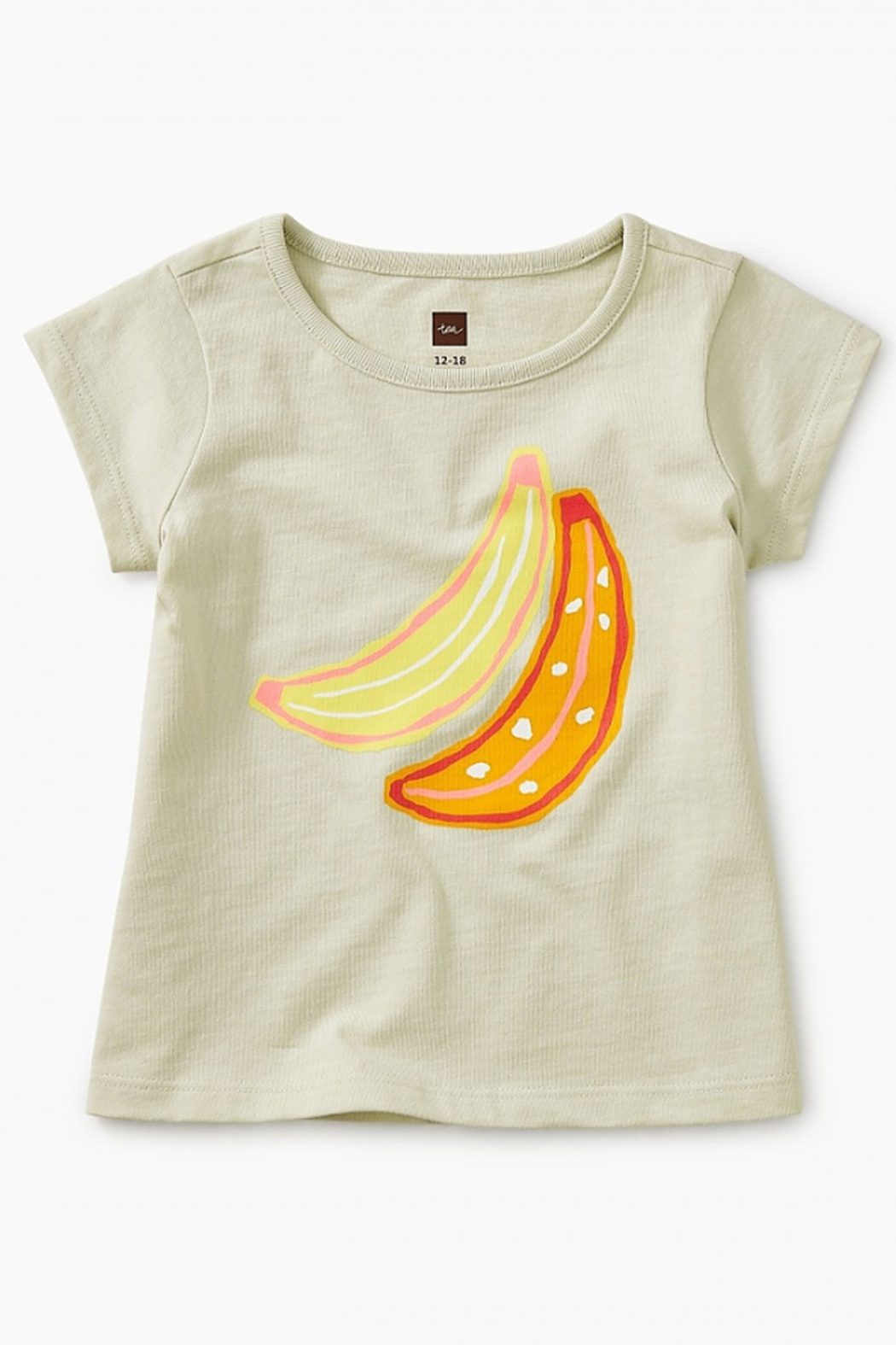 Tea Collection Banana Baby Graphic Tee - Main Image
