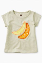 Tea Collection Banana Baby Graphic Tee - Product Mini Image