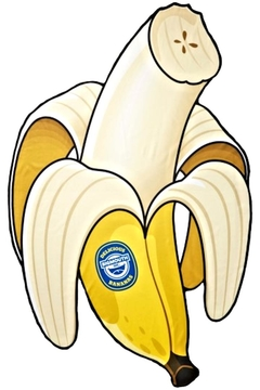 BigMouth Inc Banana Beach Blanket - Alternate List Image