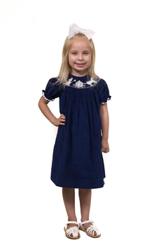 Shoptiques Product: Cinderella Smocked Dress