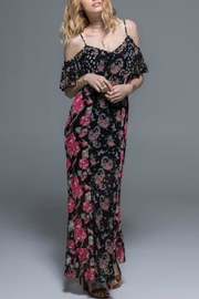 Band Of Gypsies Cold Shoulder Maxi - Product Mini Image