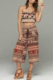Band Of Gypsies Gypsy Palazzo Pant - Front cropped