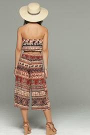 Band Of Gypsies Gypsy Palazzo Pant - Front full body
