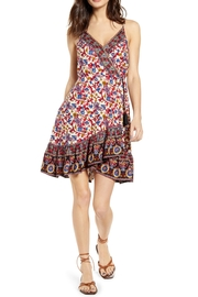 Band Of Gypsies Joplin Print Dress - Product Mini Image