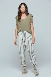 Band Of Gypsies Ubud Tie-Dye Pant - Product Mini Image