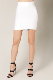 Wow Couture Bandage Mini Skirt - Product Mini Image