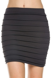 New Mix Bandage Mini Skirt - Product Mini Image