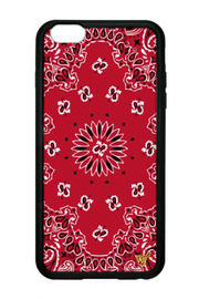 Wildflower Cases Bandana 6plus/6Splus Case - Product Mini Image