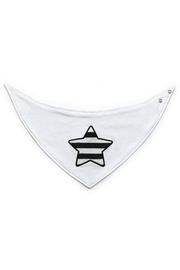Kapital K Bandana Bib Set - Front full body