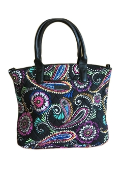 Shoptiques Product: Bandana Swirl Casual-Satchel