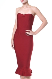 Madonna & Co Bandeau Bodycon - Front cropped