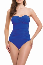 PROFILE Bandeau One Piece - Front cropped