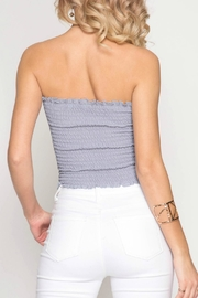 She + Sky Bandeau Tube Top - Other