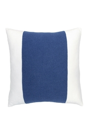 Wooden Ships Banded Knit Pillow - Product Mini Image