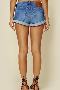 One Teaspoon Bandits Denim Shorts - Alternate List Image