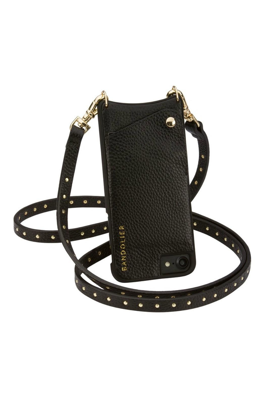 Bandolier -Crossbody Iphone-Case X - Front Cropped Image