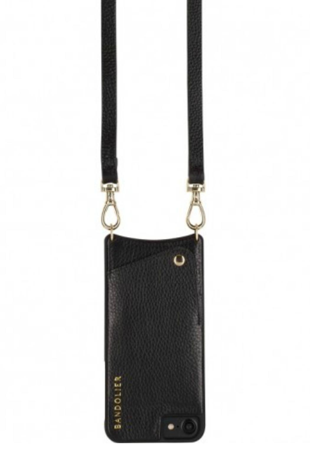 Bandolier -Crossbody Iphone-Case X - Back Cropped Image