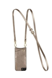 Bandolier -Crossbody Iphone-Case X - Front cropped