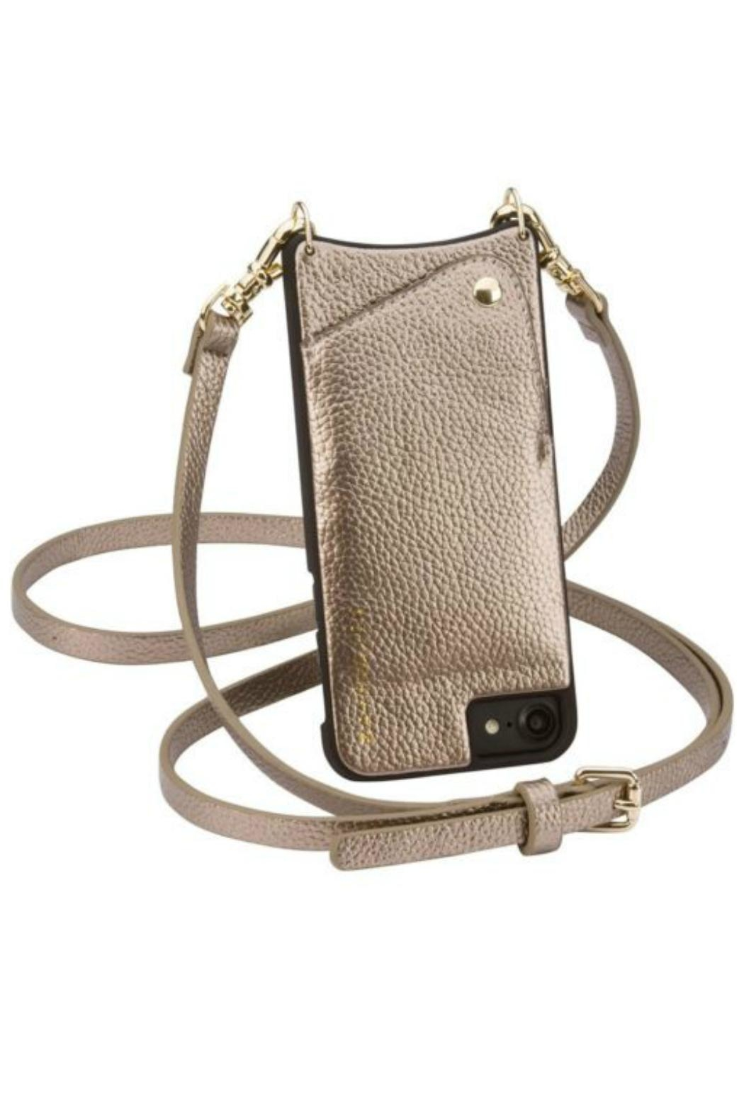 Bandolier -Crossbody Iphone-Case X - Side Cropped Image