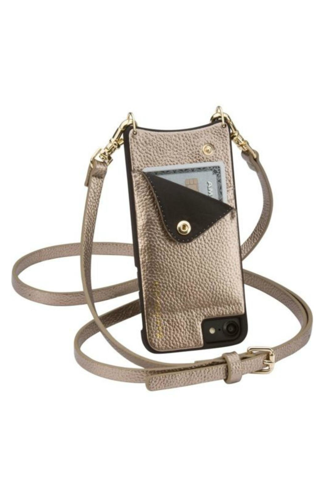 Bandolier -Crossbody Iphone-Case X - Front Full Image