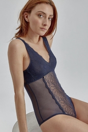 Black Limba Bandy Bodysuit - Product Mini Image