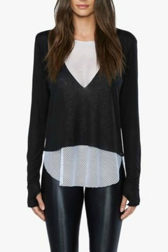 KORAL Banele Long-Sleeve Top - Product List Image