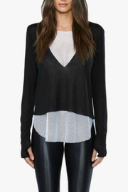KORAL Banele Long-Sleeve Top - Product Mini Image