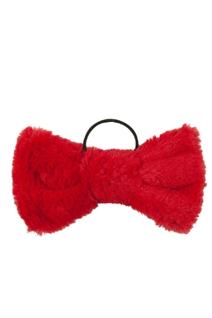 Bang Bang Copenhagen Fantastic Furry Red Bow - Alternate List Image