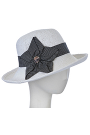 H & M hat company Bangkok oval crown - Front cropped