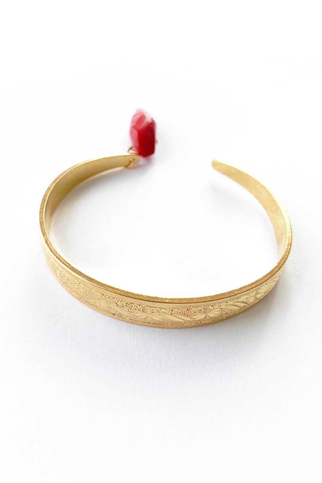 Aioty Bangle Coral - Main Image