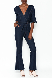 Banjul Bell Bottom Jumpsuit - Product Mini Image