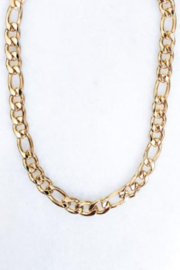 Kinsey Designs Banks Chain Necklace - Front full body