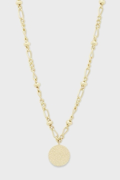 Gorjana Banks Coin Necklace - Product List Image