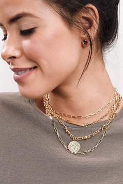 Gorjana Banks Coin Necklace - Alternate List Image