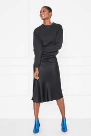 Anine Bing Bar Silk Skirt - Product Mini Image