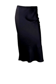 Anine Bing Bar Silk Skirt - Front cropped